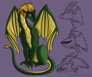 General's Dragon